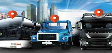 Контроль автопарка с GPSM