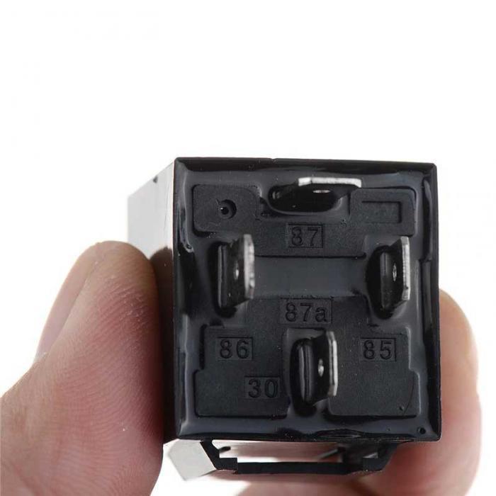 Реле блокировки двигателя легкового автомобиля 12В 40А