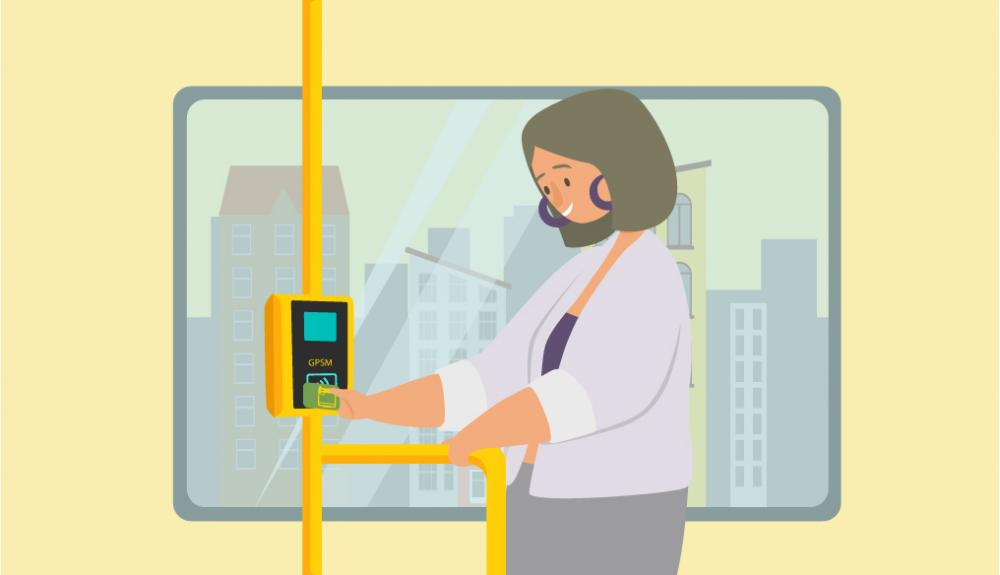Безналичная оплата проезда в общественном транспорте в Украине изображение 1