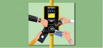 Автоматизированная система оплаты проезда и учета пассажиров в Украине