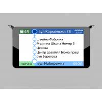 Система видео информирования пассажиров