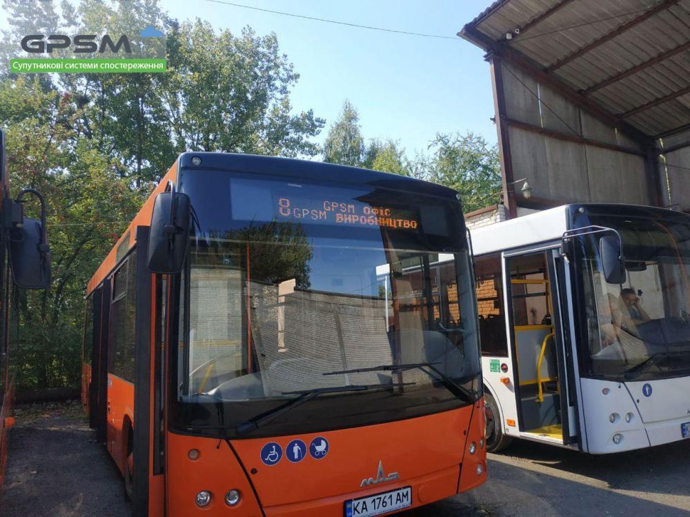 Установка электронных табло и системы автоинформирования на автобусах изображение 3