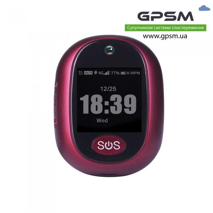 4G (LTE) GPS-трекер с камерой GPSM U12 изображение 3