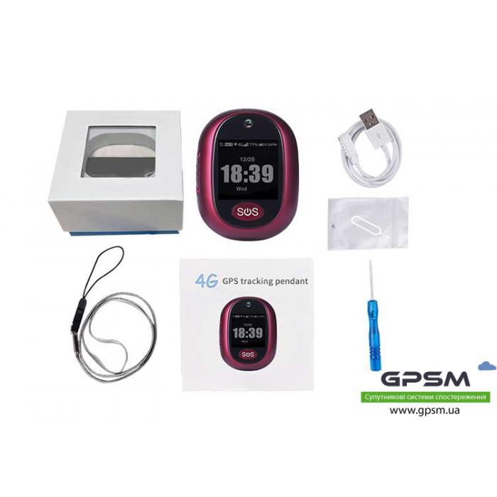 4G (LTE) GPS-трекер с камерой GPSM U12 изображение 2