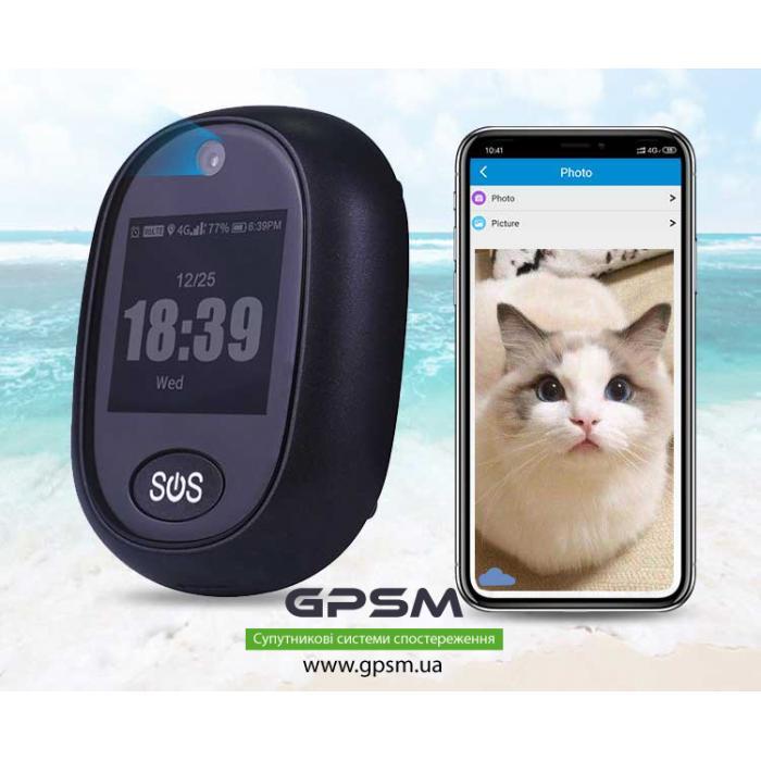 4G (LTE) GPS-трекер с камерой GPSM U12 изображение 7