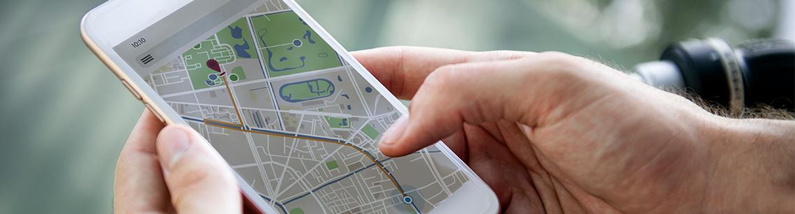 Мобильное приложение GPS-трекер для IOS и Android