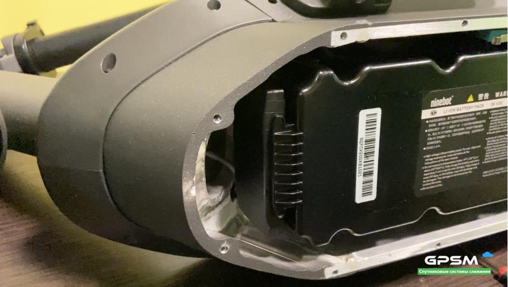GPS трекер для электросамоката изображение 25