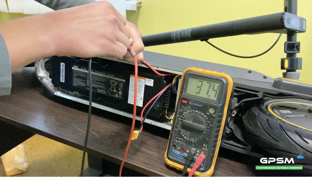 GPS трекер для электросамоката изображение 20