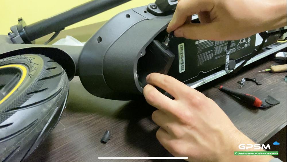 GPS трекер для электросамоката изображение 24