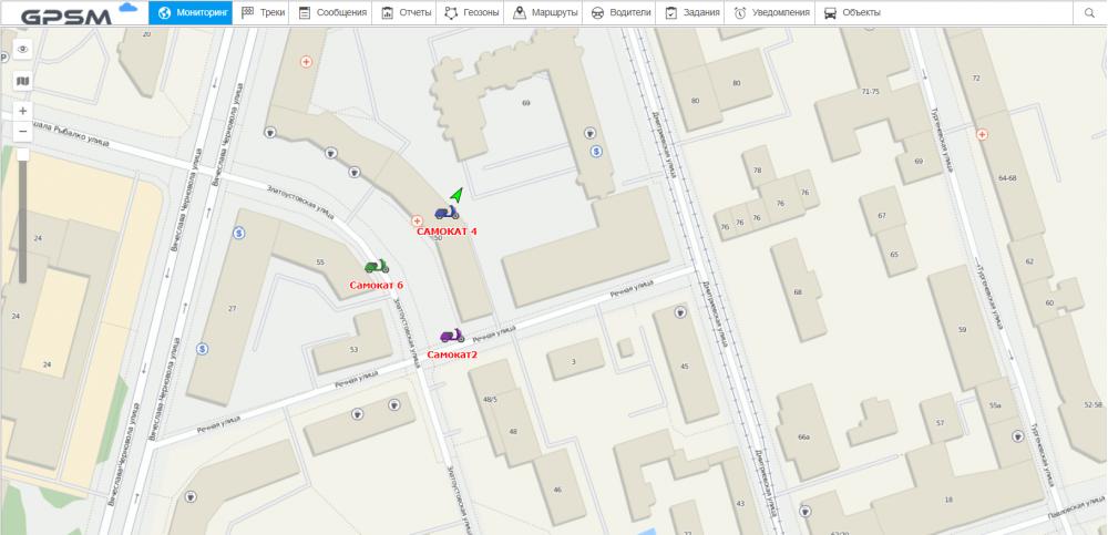 GPS трекер для электросамоката изображение 5