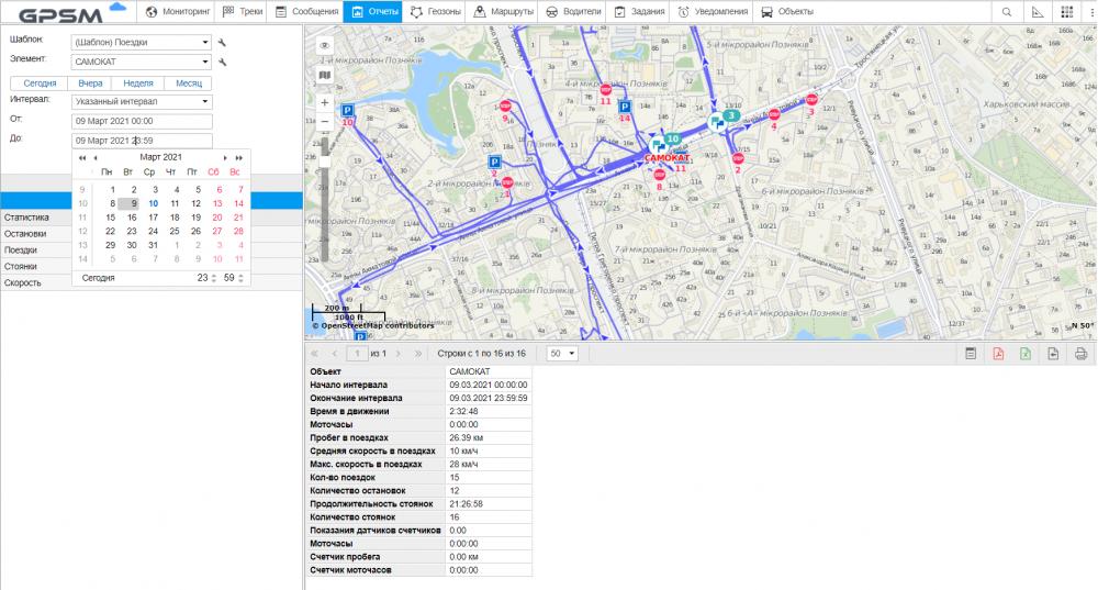 GPS трекер для электросамоката изображение 12
