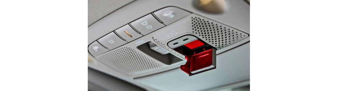 Дистанционная тревожная кнопка SOS для водителей