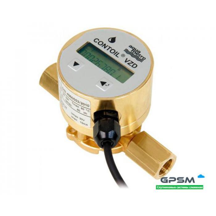 Электронный расходомер VZD 4 AquaMetro