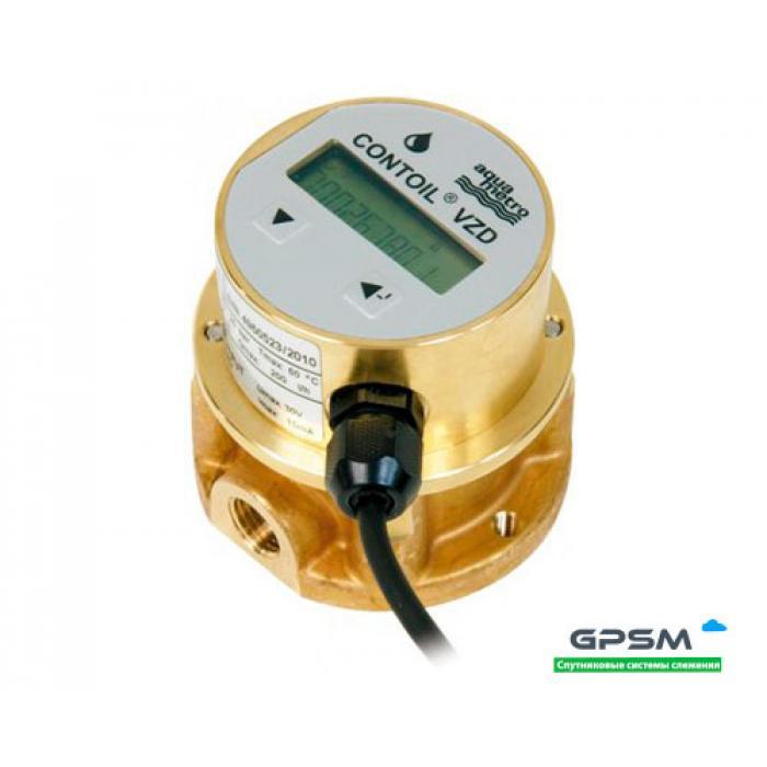 Счетчик расходомер VZD 8 AquaMetro
