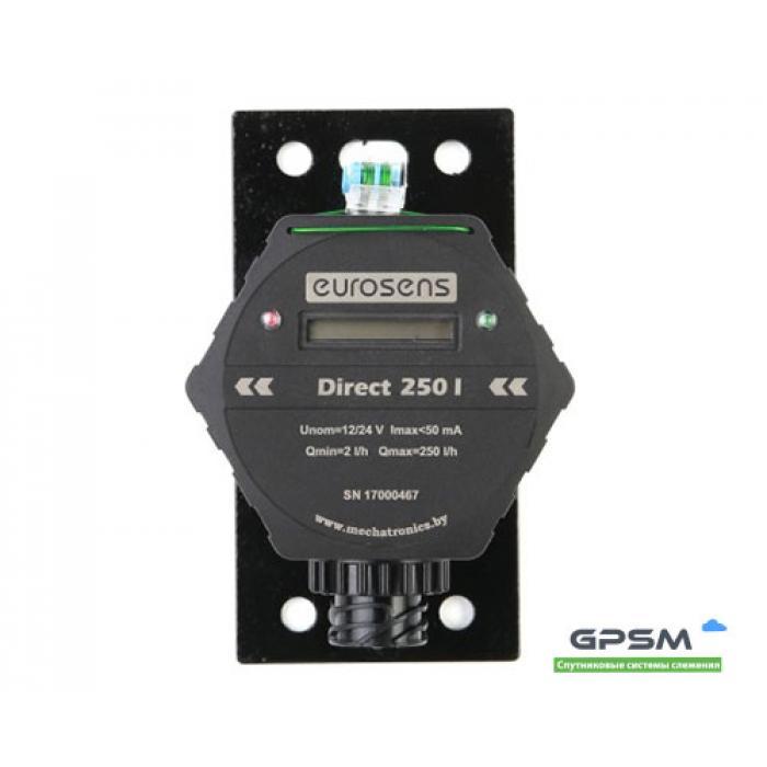 Импульсный расходомер Eurosens Direct 250 I