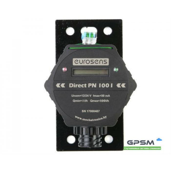 Расходомер счетчик Eurosens Direct PN100.05 I