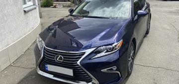 Установка GPS трекера GPSM U9 на автомобиль Lexus ES 350