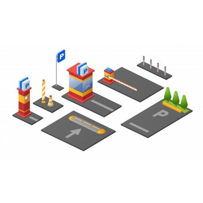 Автоматизированная система контроля оплаты парковки