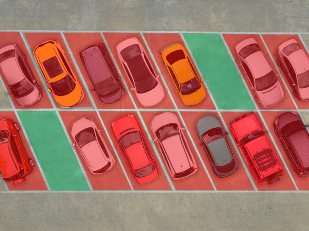 Система управления паркингом GPSM AI parking изображение 2