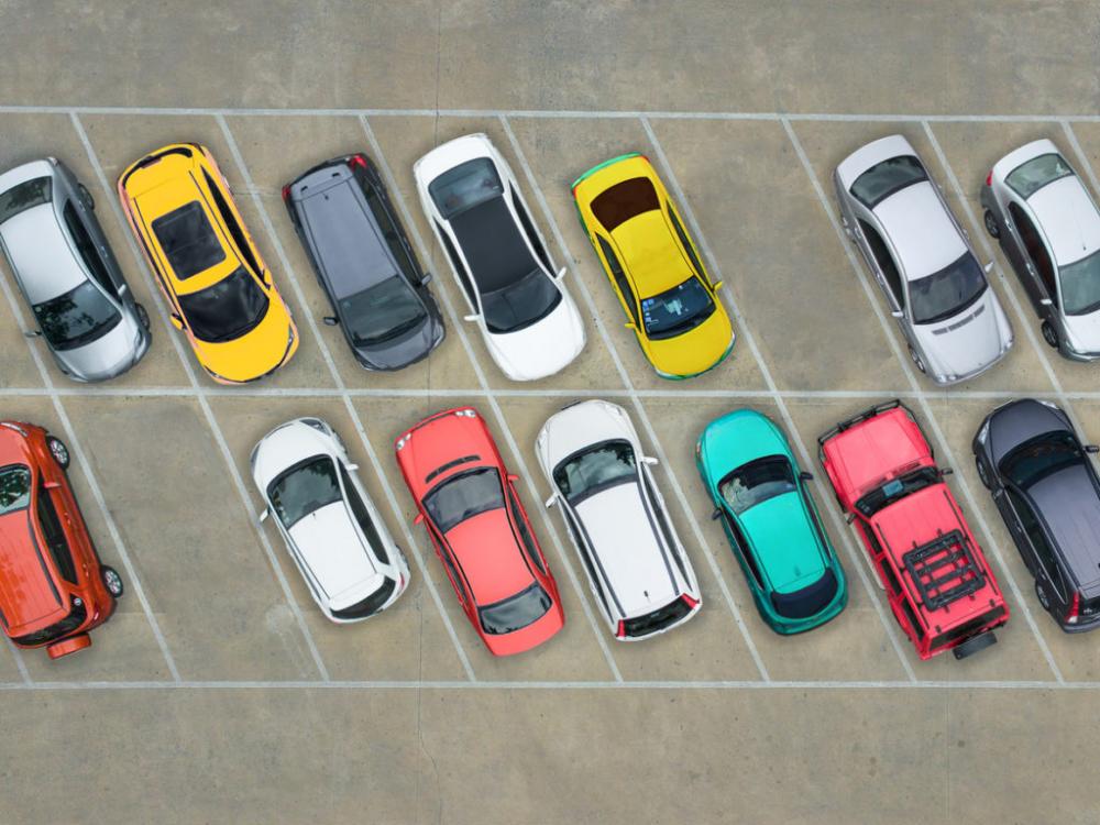 Система управления паркингом GPSM AI parking изображение 1