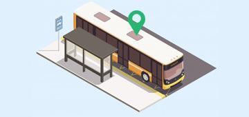Спутниковый GPS мониторинг пассажироперевозок