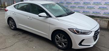 Установка GPS трекера с функцией блокировки двигателя автомобиля Hyundai Elantra