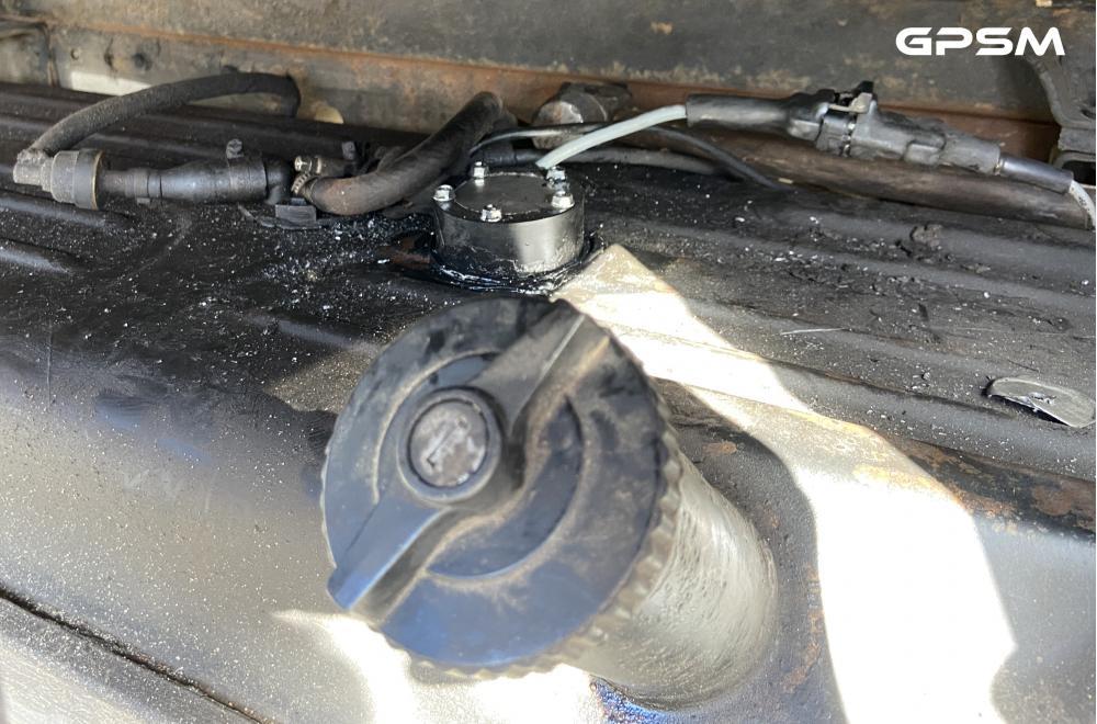 Система слежения и контроля топлива для грузового фургона Mercedes-Benz изображение 6