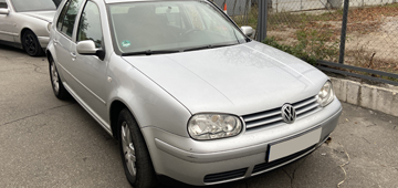 Установка GPS трекера на автомобиль VW Golf