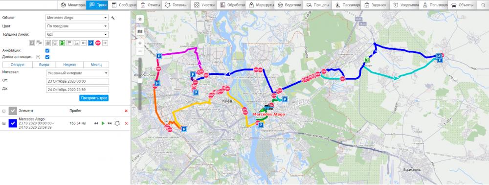 Установка GPS мониторинга + ДУТ на кран манипулятор изображение 9