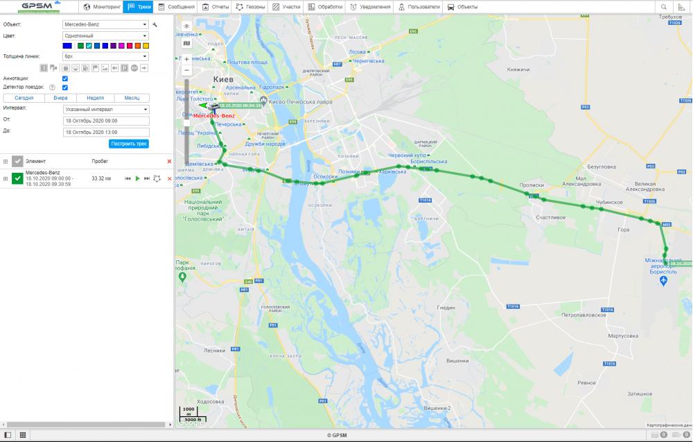 Установка GPS с блокировкой двигателя на Mercedes-Benz S-Class изображение 11