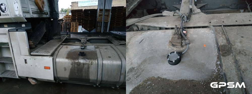 GPS мониторинг грузового транспорта Renault Magnum изображение 3