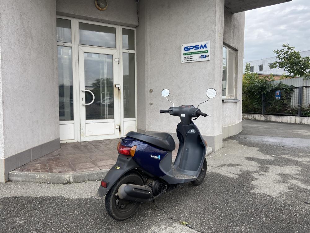 GPS трекер GPSM U9 для мопедов и скутеров изображение 1