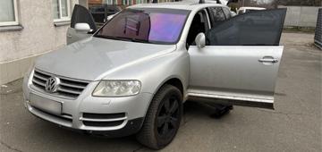 Установка GPS трекера на Volkswagen Touareg