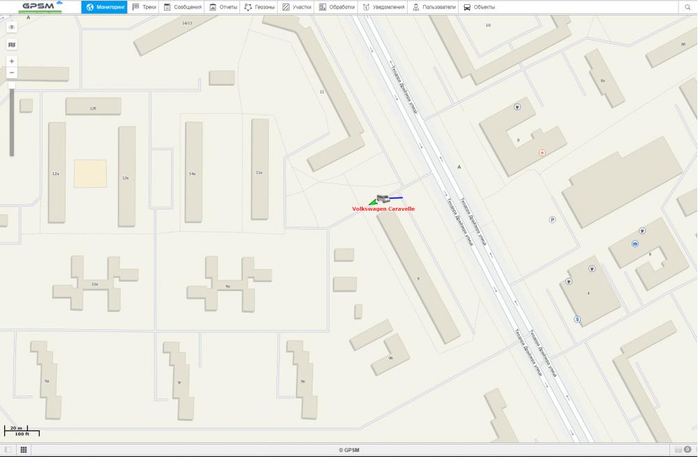 Монтаж GPS терминала на автомобиль Volkswagen Caravelle изображение 4