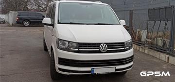 Монтаж GPS терминала на автомобиль Volkswagen Caravelle
