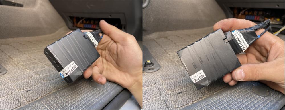 GPS система контроля расхода топлива на Volvo FH 500 изображение 2