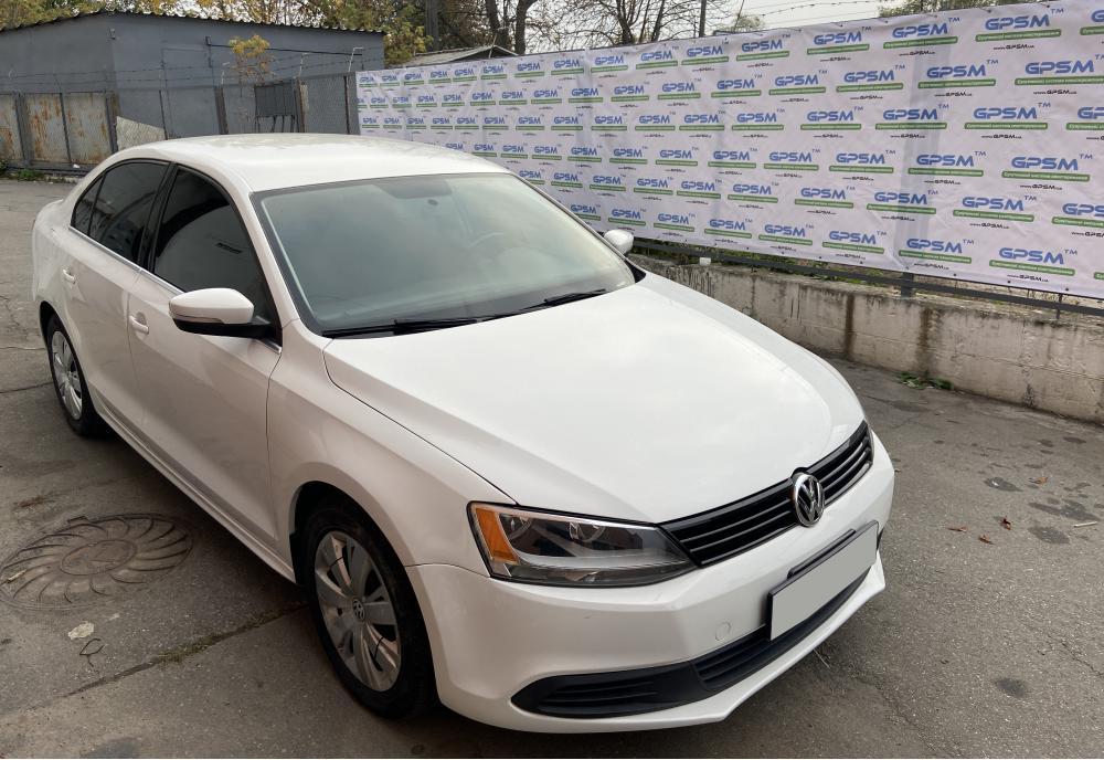 GPS маяк для слежения за авто Volkswagen Jetta изображение 1