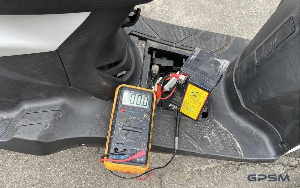 GPS мониторинг мопедов и скутеров GPSM Scooter изображение 13