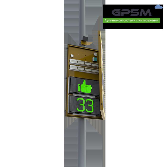 Табло контроля скорости SSR-2 Pro изображение 3