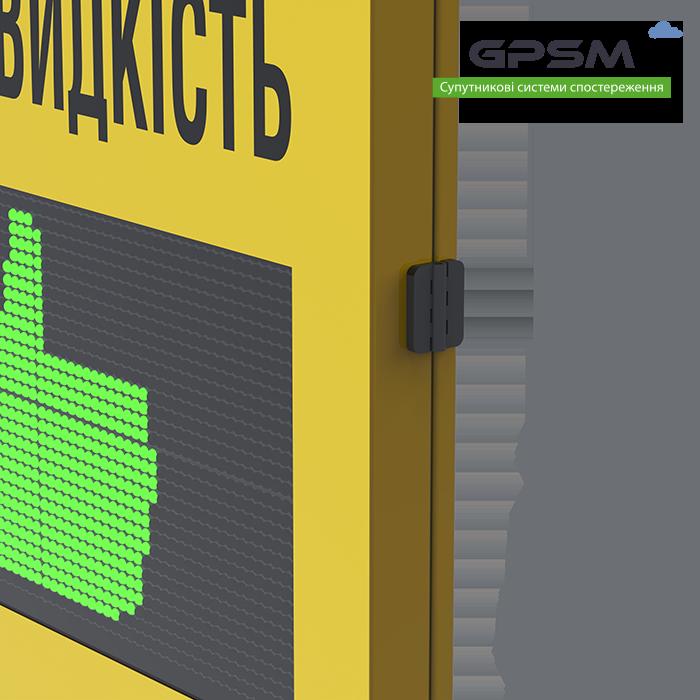 Табло контроля скорости SSR-2 Pro изображение 5