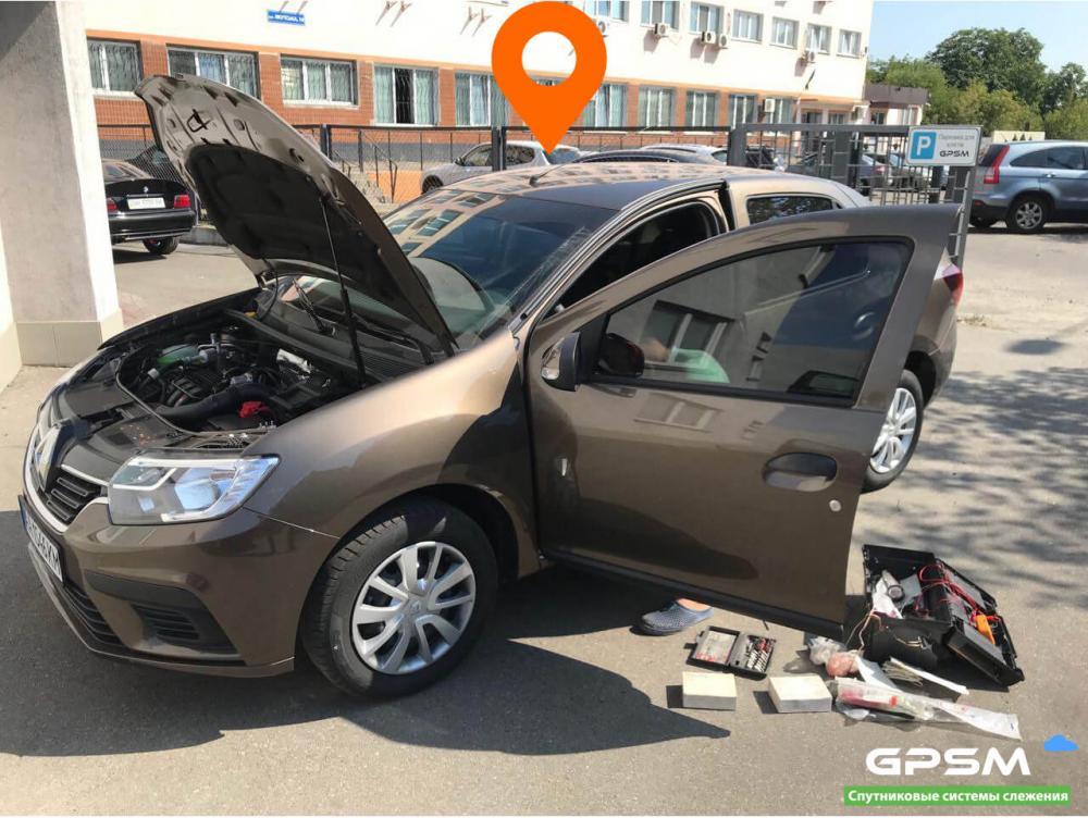 GPS мониторинг для арендованных авто в такси изображение 2