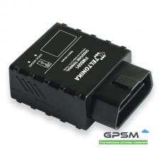 GPS трекер Teltonika FMB001 с OBDII и CAN