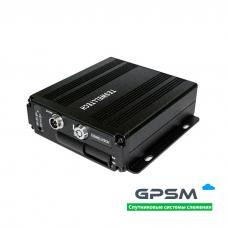 Многоканальный 3G видеорегистратор Teswell TS-830C AHD