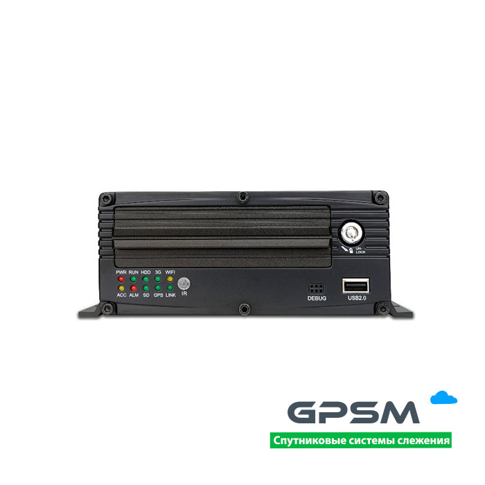 Многоканальный 3G видеорегистратор Teswell TS-910 NVR