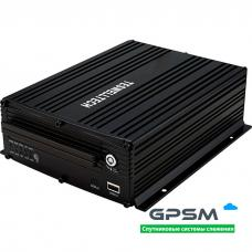 Многоканальный 3G видеорегистратор Teswell TS-918 AHD