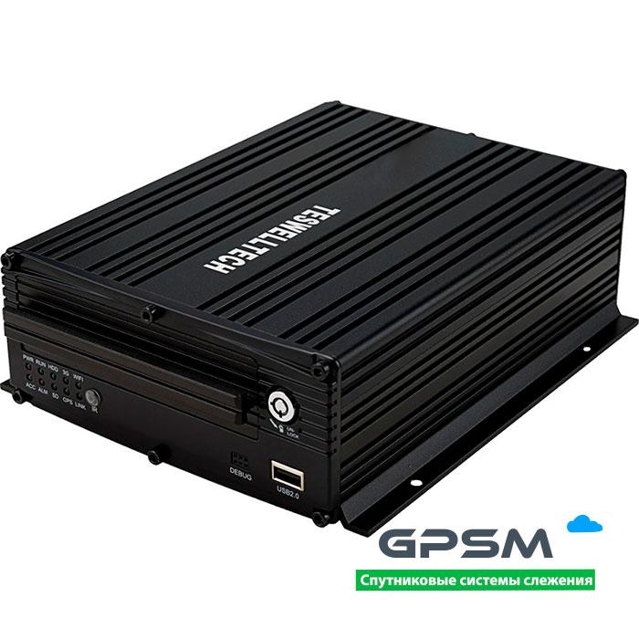 Многоканальный 3G видеорегистратор Teswell TS-918 NVR