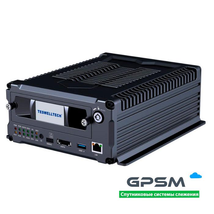 Многоканальный 3G видеорегистратор Teswell TS-928 AHD изображение 1