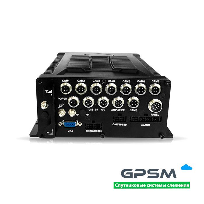 Многоканальный 3G видеорегистратор Teswell TS-928 AHD изображение 2