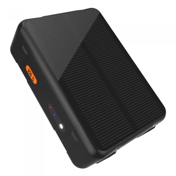 Автономный (9000 мАч) GPS трекер U90 на магните