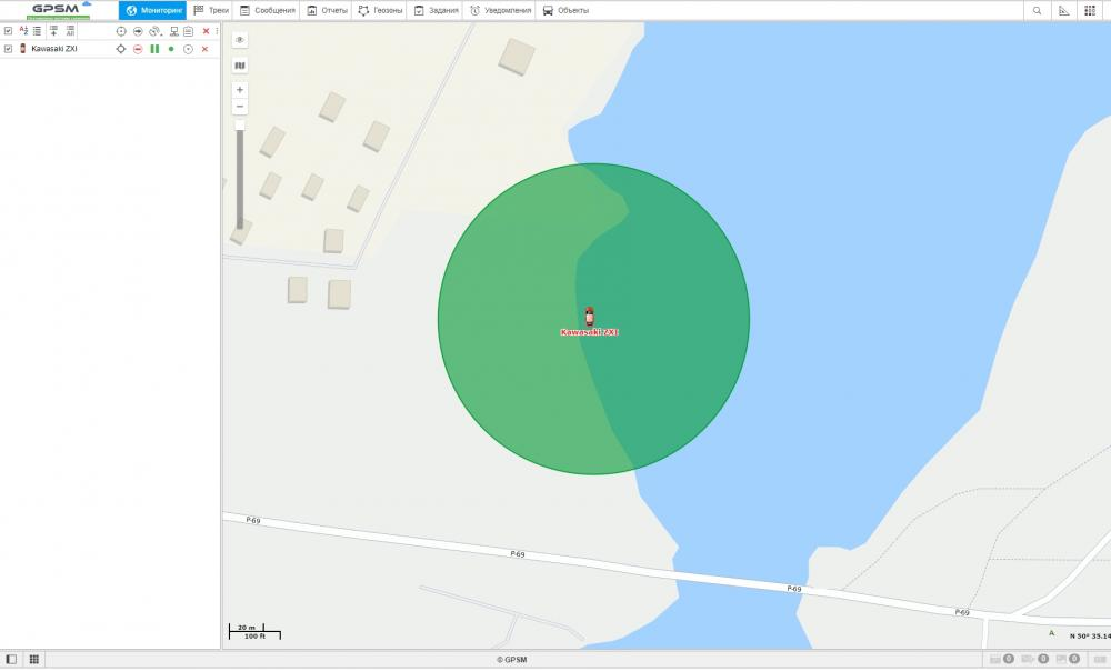 GPS слежение за речным и морским транспортом изображение 3